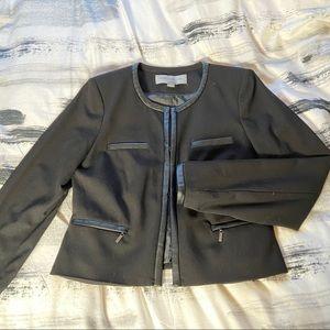 Marc New York Long Sleeve Cardigan Blazer Black